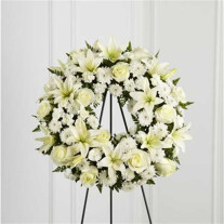Treasured Tribute Wreath
