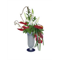 Designer Vase Arrangement